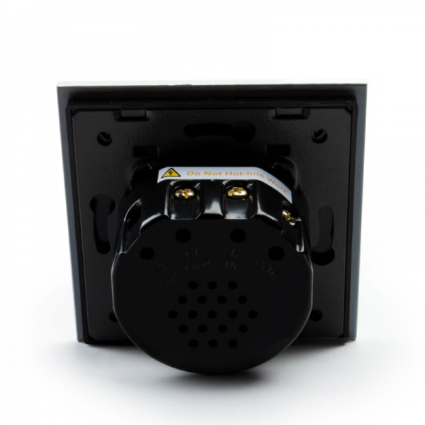 Светорегулятор / диммер (черный) - 4
