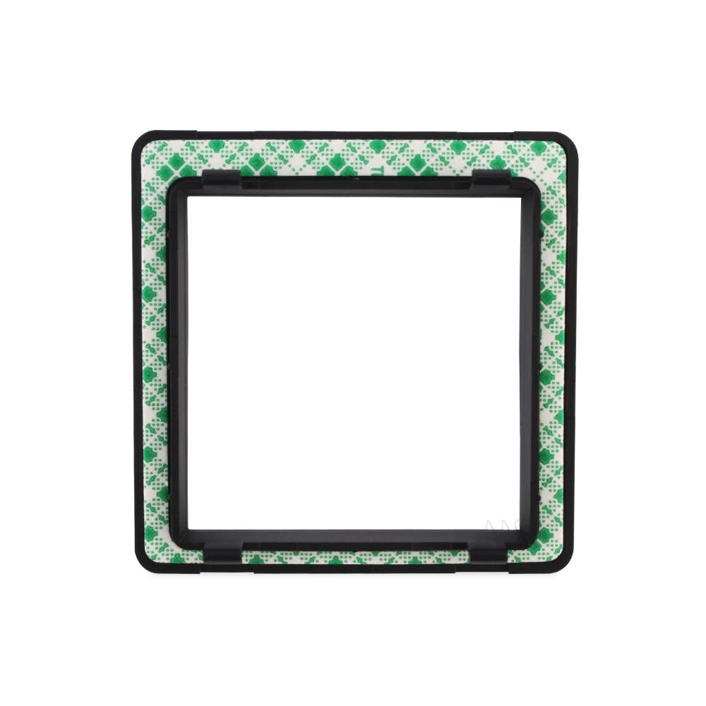 Водонепроницаемая крышка для розеток LIVOLO черная - 2