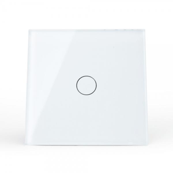 Выключатель импульсный (сухой контакт) однолинейный (белый) - 3