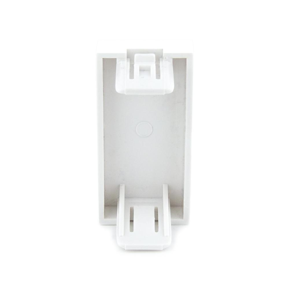 Механизм заглушки для рамки белый - 1