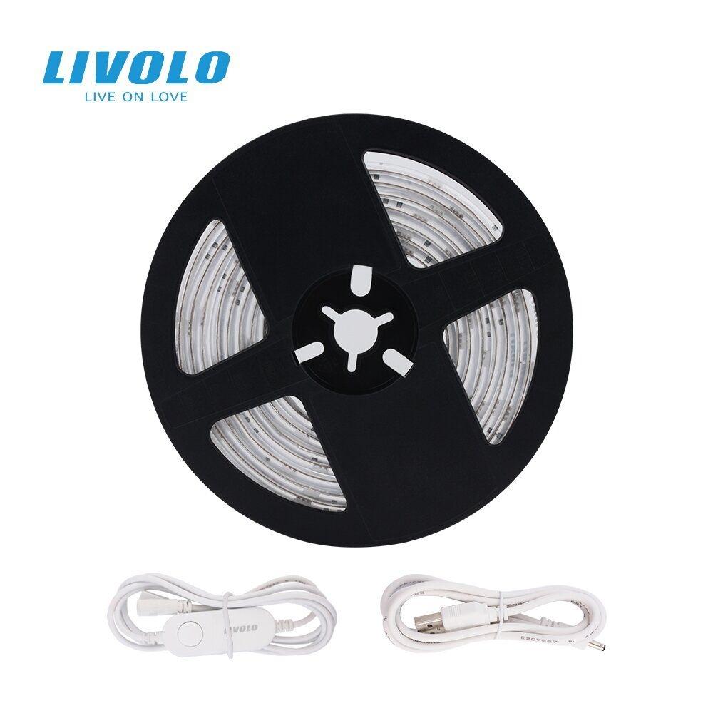Умная ZigBee светодиодная RGB LED лента Livolo - 3
