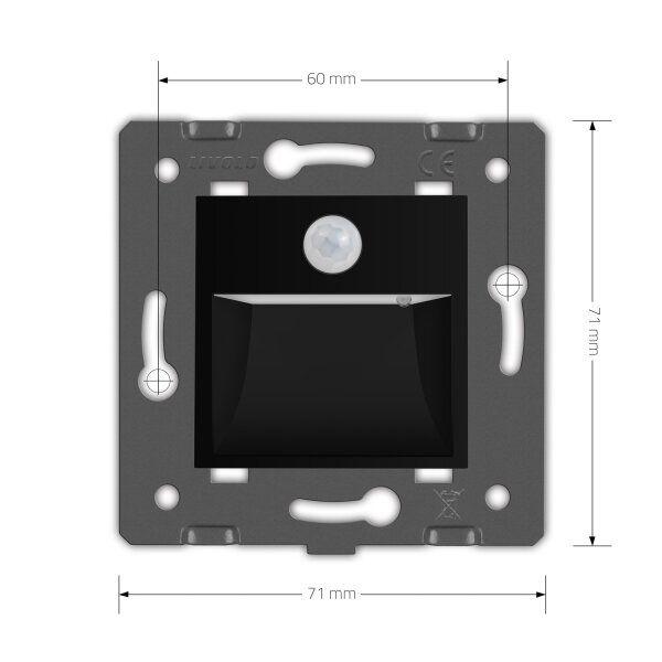 Светильник для лестниц (подсветка пола) с датчиком движения - 1