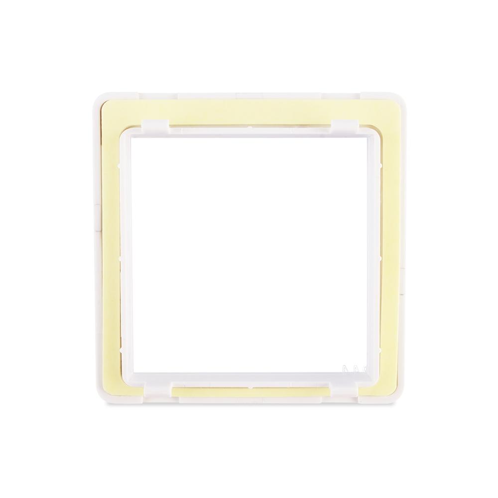 Водонепроницаемая крышка для розеток LIVOLO белая - 2