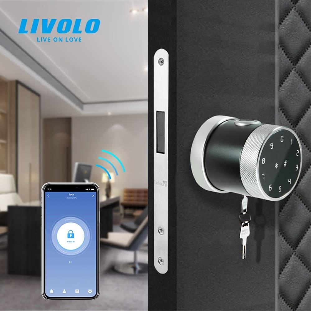 Умный дверной замок Livolo  - 5